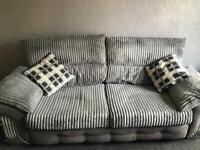 Cord sofa