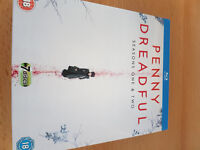 Penny Dreadful Seasons 1 - 2 Blu Ray