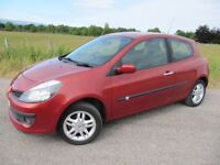 Renault Clio 1.4 Dynamique 3 Door ONLY 26,000 MILES ~ VGC ~ WELL MAINTAINED ~ ONLY £2,875