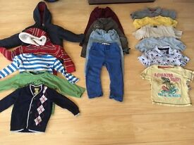 Boys Clothes Bundle - 2-3years