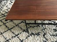 Mid century coffee table.