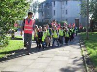 Big Noise Walking Line Volunteer