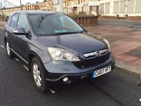 Honda Cr-v 2007, Manual, 2.2 Diesel and full service history plus 10 month M.O.T Mileage 61,700