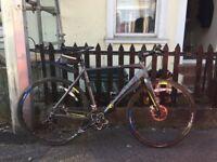 CBoardman cyclocross bike