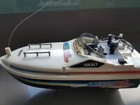 Radio Controlled boat.