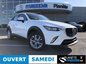 2016 Mazda CX-3 2WD GS AUTO AIR MAGS CRUISE BLUETOOTH