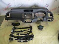 VW SHARAN ALHAMBRA 7N0 AIR BAG KIT DASHBOARD SET OF SEAT BELTS 2011-2017