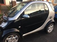 Smart Car Passion. Excellent condition. MOT till 19/8/17. Come and see it. Craig.