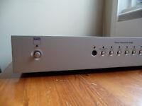 Nad Silverline S100 S200 Pre Power Amplifier
