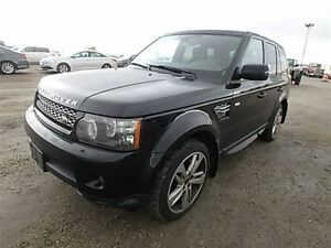 2013 Land Rover Range Rover Sport HSE S3C MAGS TOIT OUVRANT CUIR