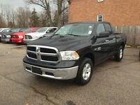 2015 Ram 1500 **BRAND NEW** SLT, QUAD CAB 4X4, ONLY $29995 0% IN