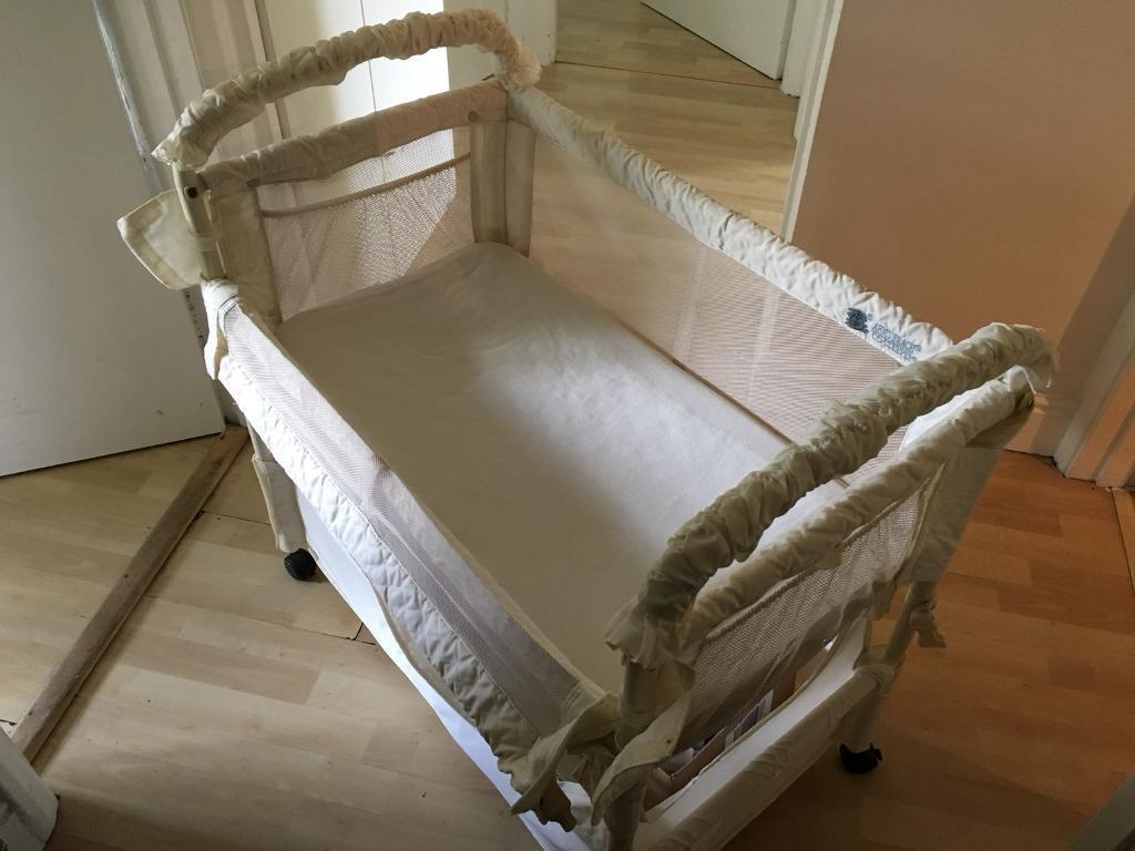 Arms Reach Co Sleeping Bed Bassinet Cot In Chiswick London Gumtree