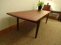 **SOLD** Vintage Retro Mid Century Teak and Afromosia G Plan Coffee Table