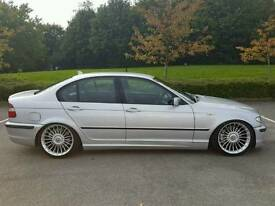 bmw e46 330d alpina styling