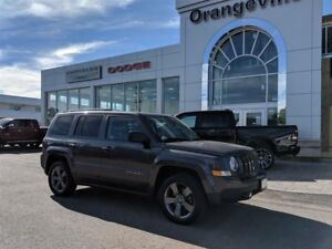 2015 Jeep Patriot HIGH ALTITUDE, HEATED LEATHER, ROOF!