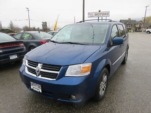 2010 Dodge Grand Caravan SXT-DVD Player