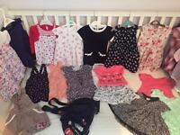 Girls 9-12 months bundle