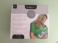 Simply Good Cozy Wrap baby carrier