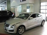 2014 CADILLAC ATS Sedan AWD Turbo Luxury
