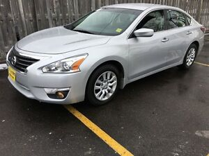 2015 Nissan Altima 2.5 S, Automatic, Back Up Camera
