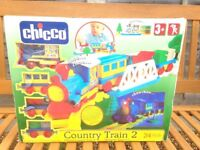 CHICCO COUNTRY Train