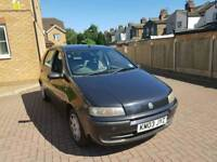 Fiat punto 1.2 2003 (**part ex welcome **)