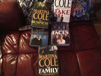 5 Hardback Martina Cole novels