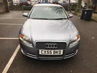 2006 AUDI A4 2.0 TDI SE,DRIVES LIKE NEW,FULL LEATHER INTERIOR,115K FULL HISTORY,GREAT CONDITION