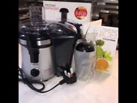 Brand new in box, Electric Juice Machine