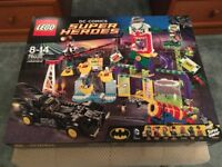 LEGO 76035 DC Comics Super Heroes - Jokerland (New) Collect Only