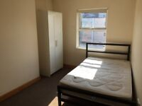 Double Room with en-suite,central location , super fast broadband all bills included . Available now