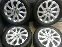 16 inch 5x112 genuine Seat Leon alloy wheels