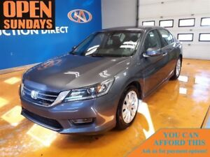 2013 Honda Accord EX-L LEATHER! SUNROOF! ONLY 56339KM!