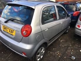 CHEVROLET MATIZ DAMAGED SALVAGE BREAKING SPARE PARTS 2005-2012