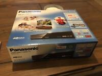 Panasonic HD smart freeview recorder