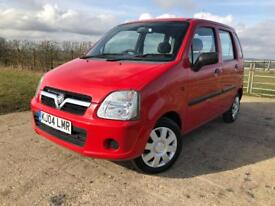 2004 Vauxhall Agila 1.0 Expression+LOW MILES+PX+SWAP
