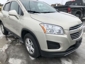 2016 Chevrolet Trax LT AWD with AUTOSTART, BackupCam, Bluetoo...