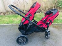 City Select Double pushchair/buggy