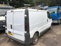 Vauxhall vivaro 2005 1.9 dci 6 speed breaking spares