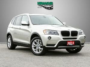 2013 BMW X3 xDrive28i Loaded with Options