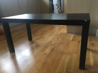 FOR SALE BLACK COFFEE TABLE