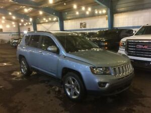 2014 Jeep Compass Limited *Leather* *Nav* *Roof* *Loaded*