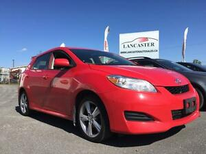 2009 Toyota Matrix XR 5-SPEED