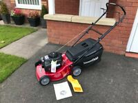 Mountfield SP185 Petrol Lawnmower Lawn Mower Briggs & Stratton Petrol Engine