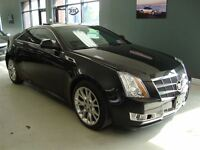 2011 Cadillac CTS COUPE. LEATHER. SUNROOF.