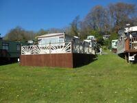 6,Berth cavavan to let in Aberystwyth