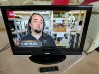"""TOSHIBA REGZA 32"""" 32 Inch TV with built-in Freeview - Can deliver locally"""