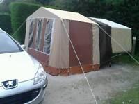 Dandy 4 berth trailer tent
