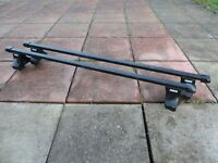 Thule Roof Bars to fit Fiesta 2008 to present