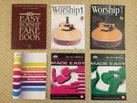 Christian Worship Song Books For Guitar